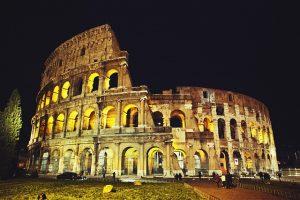 Rom Reise Kolloseum Städtereise Gruppenreise