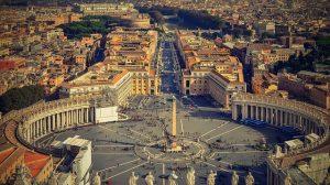 Rom_Peterskirche_Vatikan_Reise_Gruppenreise