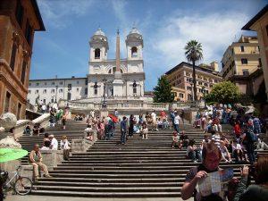 Rom_Spanische Treppe_Reisen